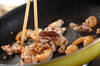 バインセオ(ベトナム風お好み焼き)の作り方の手順6