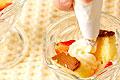 イチゴパフェの作り方3