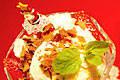 イチゴパフェの作り方の手順4