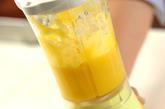 マンゴームースの作り方1