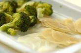 ブロッコリーのポタージュアーモンド風味の作り方3