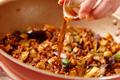 ナスの炒め物 レタス包みの作り方4