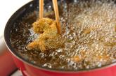 イワシの大葉とチーズ巻きの作り方3