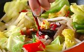 野菜のピリ辛炒めの作り方4