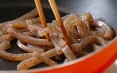 野菜のピリ辛炒めの作り方3