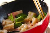 ちぎりコンニャクのピリ辛煮の作り方1
