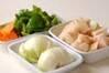 具だくさんの酢豚の作り方の手順3