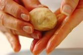 お芋ハリネズミの作り方2