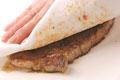 近江コンニャクと牛ステーキの作り方3