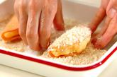 タラモサンドフライの作り方3