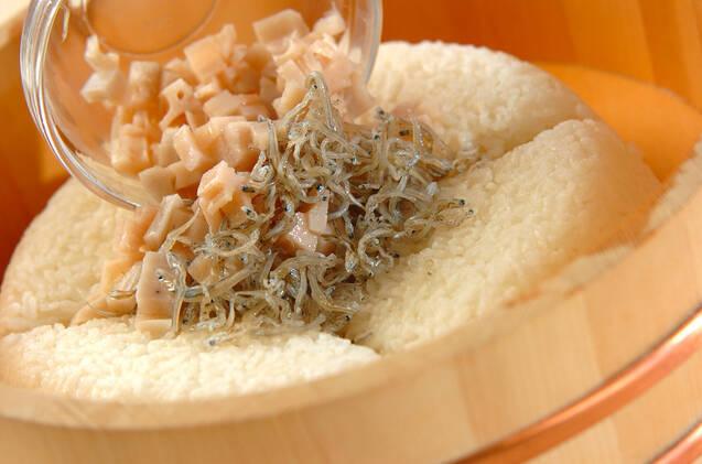 ひな祭りのちらし寿司の作り方の手順12