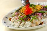 ひな祭りのちらし寿司の作り方6