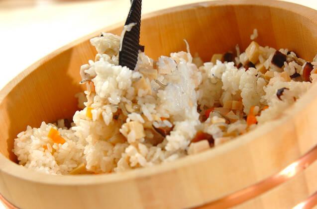 ひな祭りのちらし寿司の作り方の手順13