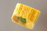 ミックス野菜の卵巻き