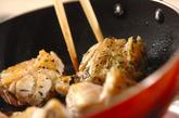 漬けるだけ鶏もも肉のハーブ焼きの作り方1