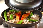 鮭の韓国風照り焼きの作り方2