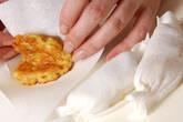 チーズ風味オムレツの作り方3