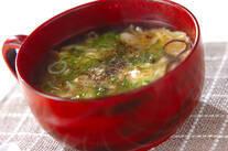 サンラータン風スープ