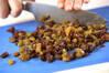 黒米おはぎ2種の作り方の手順2