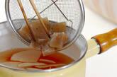 揚げ高野豆腐汁の作り方2