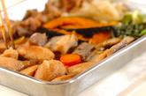 野菜の揚げ浸しの作り方3