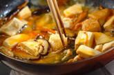 炒り豆腐丼の作り方2