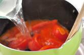 トマトと卵のスープの作り方2