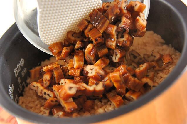 アナゴご飯の作り方の手順3