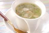 カニのスープ
