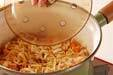 切干し大根の煮物の作り方6