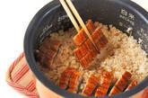 ウナギの混ぜずしの作り方4