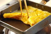 牛肉巻き寿司の下準備2
