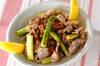 豚ソテーバルサミコ風味の作り方の手順