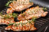 豚肉のハーブソテーの作り方2