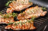 豚肉のハーブソテーの作り方8