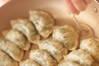 焼き餃子の作り方の手順7