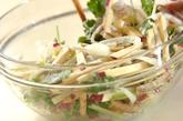 サツマイモのかき揚げの作り方1