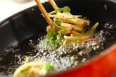 サツマイモのかき揚げの作り方11