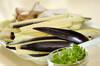 ナスのブラックペッパーソテーの作り方の手順1