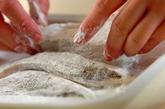 揚げ魚の甘酢あんかけの作り方1