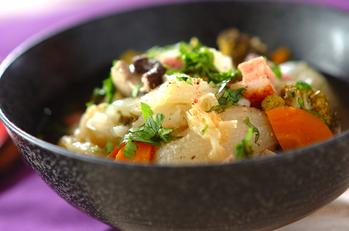 トロトロ野菜のスープ煮