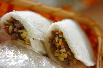 ピロシキ風サンド