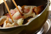 鶏手羽元の柔らかトマト煮の作り方2