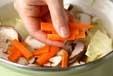 ツナ缶のサッと煮の作り方1
