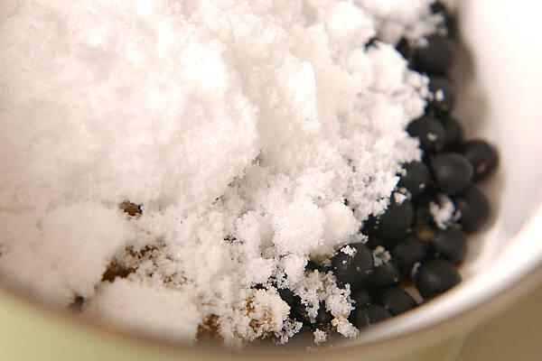 黒豆の作り方の手順1