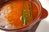 ベトナム風エスニック鍋の作り方1