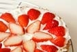 イチゴのスイートケーキの作り方10
