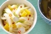 白菜のピリ辛甘酢
