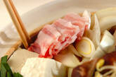 野菜たっぷり!コク旨キムチ鍋の作り方2