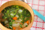 大根のスープ